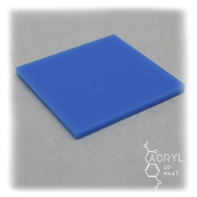 Gekleurd Lichtblauw 600x400mm