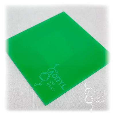 Gekleurd Lichtgroen 600x400mm