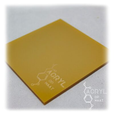 Metallic Goud 300x200mm