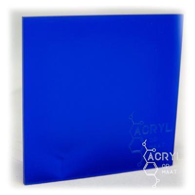 Satijn Nachtblauw 600x400mm