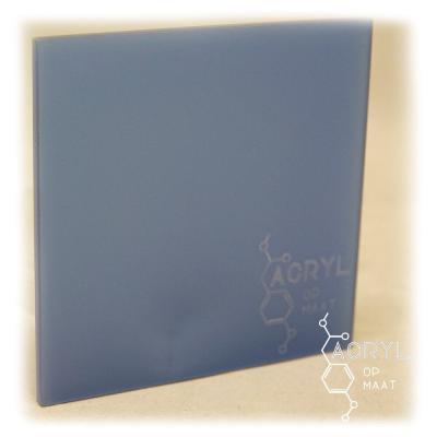 Satijn Paarsblauw 600x400mm
