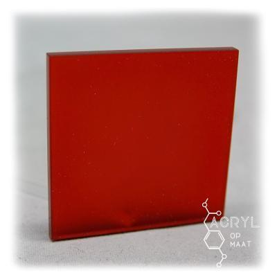 Satijn Rood 600x400mm