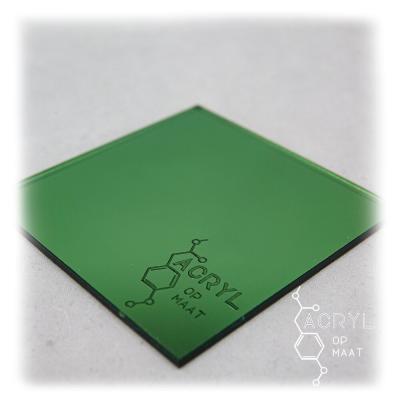 Spiegel Groen 600x400mm
