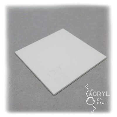 4mm Wit - 300x200mm (GS)